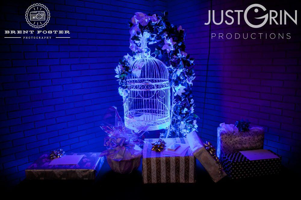 Gift Table Lighting