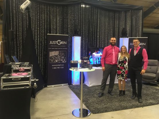 Chatham_Kent_Wedding_Show_Booth_Just_Grin_Productions